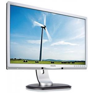 """22"""" Wide LED Philips Brilliance 220P/220B/220PL, resolutsioon 1680 x 1050, 5 ms, DVI- ja VGA-sisend, kõlarid, kõrvaklapiväljund, USB-hub, reguleeritava kõrgusega jalg, garantii 1 aasta"""