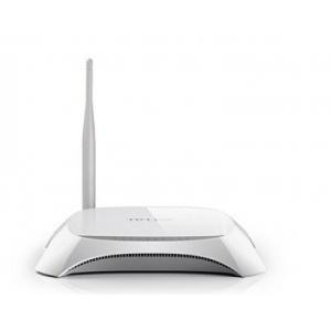 3G/4G-toega Wifi-ruuter TP-LINK TL-MR3420, 4 port 10/100Mbps HUB, töötab eesti 4G USB-pulkadega, uus, garantii 2 aastat