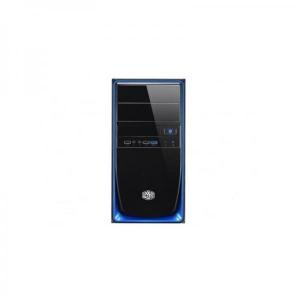 Minitower CoolerMaster korpuses Intel i5-4570@3,6GHz [6M Cache]/8GB RAM/240GB uus SSD (gar 3a) & 500GB HDD/GTX 660 graafikakaart/PSU 350w 80plus bronze//Windows 10 Pro, kasutatud, garantii 1 aasta[korpuse esimene usb 3.0 pole ühendatud]