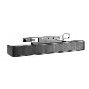 HP aktiivkõlar HP monitoridele (NQ576AT), USB-toide, kasutatud, garantii 1 kuu