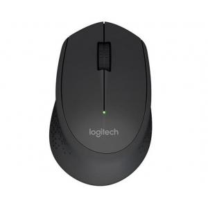 Juhtmevaba hiir Logitech m170, musta värvi, USB, väikese nano-vastuvõtjaga, uus, garantii 1 aasta