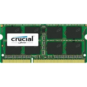 Sülearvuti DDR3L 8GB PC3-12800/1600, 1.35V, Crucial, uus, garantii 5 aastat
