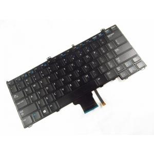 Klaviatuur Dell Latitude 12 7000 E7240 E7440, US-laotusega, klaviatuurivalgustus, DP/N 0RXKD2 , minimaalselt kasutatud, 5+ välimusega, garantii 6 kuud