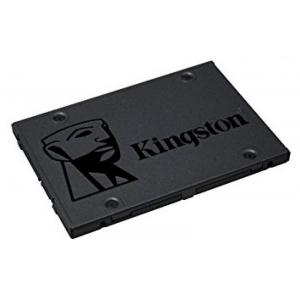SSD SATA 240GB Kingston A400, lugemine 500 MB/s, kirjutamine 350 MB/s, uus, garantii 3 aastat