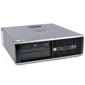 HP Compaq 6300 Pro SSF Celeron G1610@2.6GHz (2MB L2 Cache)/4GB RAM/120GB uus SSD (garantii 3 a)/DVD-RW/USB 3.0 4tk/Windows 10 Pro, kasutatud, garantii 1 aasta