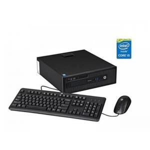 HP ProDesk 600 G1 SFF i3-4160/8GB RAM/240GB uus SSD (gar 3a)/DVD-RW/2 x DisplayPort/VGA-väljund/Windows 10 Professional, kasutatud, garantii 1 aasta