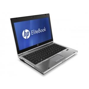 """HP EliteBook 2570p i7-3520M@2,9GHz/8GB RAM/120GB SSD/12,5"""" HD LED (resolutsioon 1366x768)/veebikaamera/ID-kaardilugeja/DVD-RW/aku tööaeg keskmiselt 3h/Windows 10 Professional, kasutatud, garantii 1 aasta"""