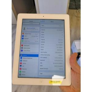 """iPad 4 [A1460], 9,7"""" Retina, 64GB, 4G + Wifi, valge (White), kasutatud, garantii 6 kuud / Soodushind!"""
