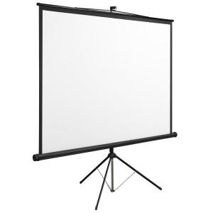 Projektori ekraani rent 1 päev [asukoht: Tallinn] (laius 2m, kolmjalal või riputatav)