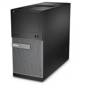 Dell Optiplex 3020 MiniTower Intel Core i3-4170/8GB DDR3/256GB SSD + 500GB HDD/DVD-RW/Windows 10 / kasutatud, garantii 1 aasta