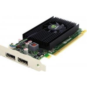 Videokaart nVidia Quadro NVS 310 Low-Profile (madala SFF / desktop-korpusega arvutile), 512MB, 64-bit, PCI-Express, aktiivjahutusega, 2 x DisplayPort-väljundid, kasutatud, garantii 6 kuud [Suvine soodusmüük!]