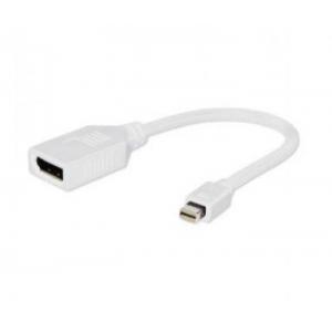 Mini DisplayPort ThunderBolt > tavamõõdus DisplayPort üleminek 15cm,adapter, uus, 2.aastat garantii