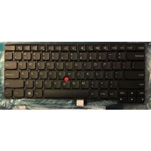 Lenovo Thinkpad T440 T440P T440s T431 E431 E440 US-laotusega klaviatuur, [FRU: 01EN498], uus, garantii 6 kuud