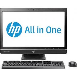 """HP Compaq 6300 Pro All-in-One - Core i5-3470S @ 2.9 GHz/8GB DDR3/500GB HDD/DVD/22"""" Wide Full HD LED (resolutsioon 1920x1080)/Wifi; Windows 10, kasutatud, garantii 1 aasta [Ekraanil kriim/täke]"""