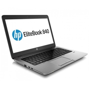 "HP EliteBook 840 G1 Ultrabook  i5-4200U/8GB RAM/128GB SSD/Intel HD4400 graafika/14"" HD LED (1366x768)/veebikaamera/ID-kaardilugeja/valgustusega SWE-klaviatuur/aku tööaeg ~3h/Windows 10 Pro, kasutatud, garantii 1 aasta [Sünnipäevahind!]"