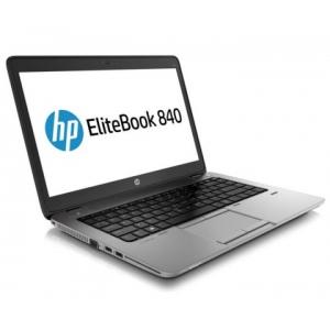 """HP EliteBook 840 G1 Ultrabook i5-4300U/8GB RAM/120GB uus SSD (gar 3a)/14"""" HD+ LED (1600x900)/veebikaamera/ID-kaardilugeja/valgustusega SWE-klaviatuur/aku tööaeg ~3h/Windows 10 Professional, kasutatud, garantii 1 aasta"""