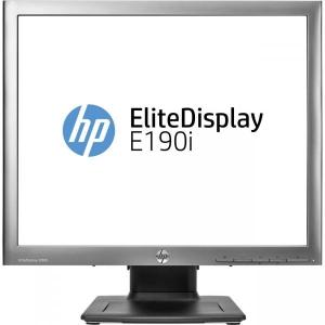 HP EliteDisplay E190i/VGA,DVI ja DP sisend/resolutsioon/kontrast 1000:1/heledus 250 cd/m2/Garantii 1 aasta