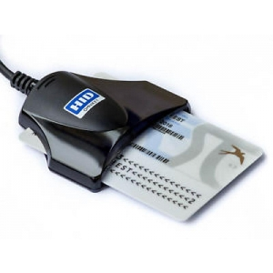 ID-kaardilugeja Omnikey 1021, USB-liides, kasutatud