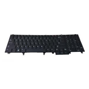 Klaviatuur Dell Latitude E5520 E5530 E6520 E6530 E6540 M6600/ 02FD2H US-laotusega, uus, garantii 6 kuud