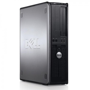Dell Optiplex 745/Intel Core2Duo E6400/2Gb DDR2/80Gb SATA/DVDRW/COM/LPT/8 X USB/VGA ja DVI/Operatsioonisüsteemita/Garantii 3 kuud