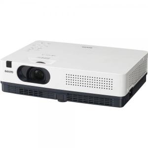 Sanyo PLC-XD2600, heledus 2,600 luumenit, resolutsioon 1024x768 Composite,VGA sisend, lamp töötanud 637-1172H, komplektis pult, kasutatud, garantii 6 kuud (ei laiene lambile)