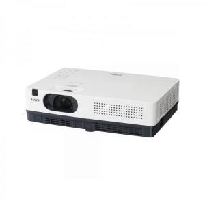 Sanyo PLC-XD2600, heledus 2,600 luumenit, resolutsioon 1024x768 Composite,VGA sisend, lamp töötanud 1698H, komplektis pult, kasutatud, garantii 6 kuud (ei laiene lambile)