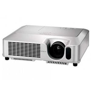 projektor Hitachi CP-X260, heledus 2500 ANSI luumenit, resolutsioon 1024 x 768,  VGA- & S-Video sisendid, lamp töötanud 1316H, komplektis pult, kasutatud, garantii 6 kuud (ei laiene lambile)