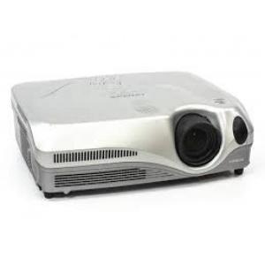 projektor Hitachi CP-X444, heledus 3200 ANSI luumenit, resolutsioon 1024 x 768, VGA- & S-Video sisendid, lamp töötanud 1335H, komplektis pult, kasutatud, garantii 6 kuud (ei laiene lambile)