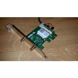 HP WIFI/WLAN Card PCI-E X1 lauaarvutile, koos antenniga