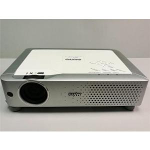 Projektor Sanyo PLC-XU74, heledus 2600 ANSI luumenit, resolutsioon 1024 x 768, VGA sisend, lamp töötanud 290H - 731H, komplektis pult, kasutatud, garantii 6 kuud (ei laiene lambile)