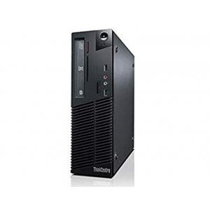 Lenovo ThinkCentre M72e SFF i5-3470@max3,6Ghz/4GB DDR3/120GB SSD/DVD-RW/DVI- & VGA-väljund/Windows 10 Professional, kasutatud, garantii 1 aasta