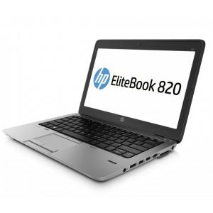 """HP EliteBook 820 G2 Ultrabook i5-5300U/8GB RAM/256GB SSD/12.5"""" HD LED (1366x768)/veebikaamera/ID-kaardilugeja/ SWE-klaviatuur/aku tööaeg ~3h/Windows 10 Professional, kasutatud, garantii 1 aasta [Soodushind!]"""