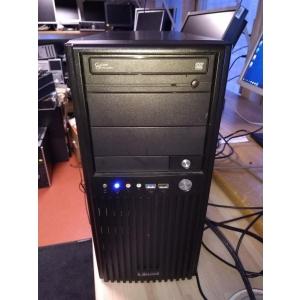 Intel Core i3-4160@3,60Ghz/8GB RAM/120GB SSD + 500GB HDD/Nvidia Geforce GTX 1050 Ti 4GB 128-bit uus graafikakaart (gar 3a)/Kasutatud/Garantii 1 aasta
