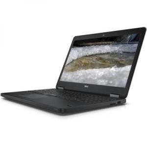 """Dell Latitude E5550 i5-5300U/8GB RAM/256GB SSD/Intel HD 5500 graafika/15,6"""" HD LED (1366x768)/veebikaamera/ID-lugeja/täismõõdus eesti klaviatuur/aku ~3h/Windows 10 Professional, kasutatud, garantii 1a"""