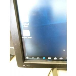 """24"""" Wide LCD HP ZR24w, IPS-paneel, DisplayPort, VGA- & DVI-sisendi, resolutsioon 1920x1200, 5 ms, reguleeritava kõrgusega jalg, PIVOT, USB-HUB, garantii 1 aasta [Defektiga vt Pilte] Tühjendusmüük!"""