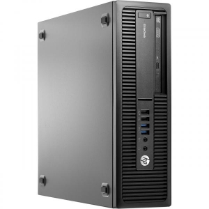 HP Elitedesk 705 G2 SFF/AMD PRO A10 - 8750B R7@3,60Ghz/8GB DDR3/120GB uus SSD (gar 3a)/Windows 10 Pro, kasutatud, garantii 1 aasta