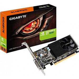 Videokaart Nvidia Geforce GT 1030/2Gb/64Bit/DVI ja HDMI/LP plekk/Uus/Garantii 3 aastat