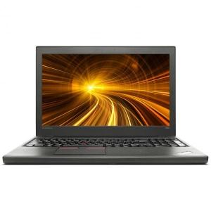 """Lenovo Thinkpad T550 Core i5-5300U/8GB DDR3/256GB uus SSD (garantii 3a)/15,6"""" HD LED (1366x1080)/Intel HD5500 graafika/ID-kaardilugeja/täismõõdus  eesti klaviatuur/veebikaamera/aku ~4h/Windows 10 Pro, kasutatud, garantii 1 aasta"""