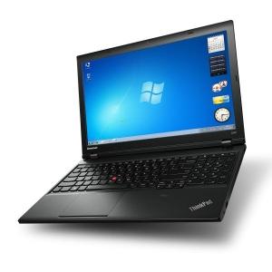 """Lenovo Thinkpad L540 Core i3-4100M/8GB DDR3/256GB Samsungi SSD/15,6"""" HD LED (1366x768)/täismõõdus eesti klaviatuur/veebikaamera/ID-lugeja/aku tööaeg ~3h/Windows 10 Pro, kasutatud, garantii 1 aasta"""