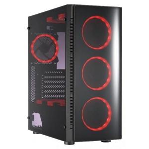 Raptor F-150 Minitower Intel Core i3-6100@3.7GHz/8GB DDR4/240GB uus SSD (gar 3a)/Uus graafikakaart NVIDIA GeForce GTX 1650 4GB 128bit (gar 3a)/HDMI-, VGA- & DVI-väljundid/Windows 10 Pro, kasutatud, Garantii 1 aasta