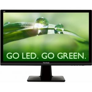 """24"""" Wide LED ViewSonic VA2342, VGA- & DVI-sisend, 5 ms, Full HD resolutsioon 1920x1080, kasutatud, garantii 1 aasta"""