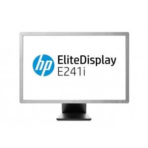 """24"""" Wide LED HP E241i, IPS-paneel, VGA & DVI-sisend, Display-port, USB-hub, PIVOT, resolutsioon 1920x1200, jalata, kasutatav seinakinnituse või monitori käega, kasutatud, garantii 1 aasta"""