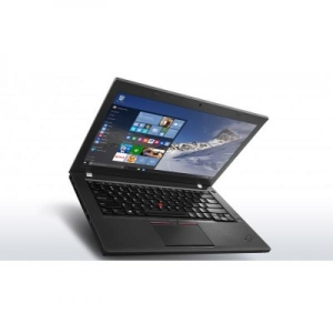 "Lenovo ThinkPad T460 Ultrabook i5-6300U/8GB RAM/192GB SSD/Intel HD 520 graafika/14"" HD LED (1366x768)/veebikaamera/valgustusega eesti klaver/aku ~6h/Windows 10 Pro, kasutatud, garantii 1 a"