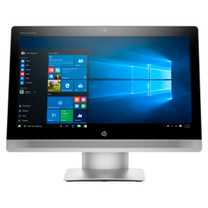 "HP EliteOne 800 G2 AIO - Core i5-6500/8GB RAM /Samsung 256GB SSD/23"" Wide FullHD LED (1920x1080)/veebikaamera/wifi/bluetooth/kõlarid; Windows 10 Pro/ekraanil väike täke/kasutatud, garantii 1 aasta"