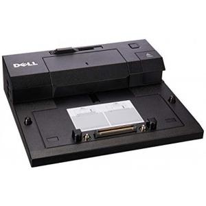 Dock Dell Latitude E-seeriale E-Port K07A (2xUSB 3.0, 1xDVI & 1xDisplayPort, VGA) + 130W laadija, kasutatud, garantii 1 aasta