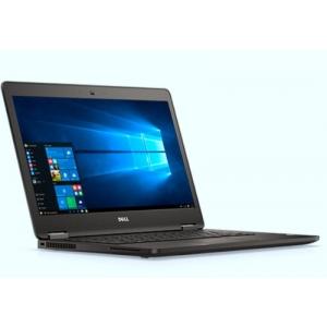 """Dell Latitude E7470 Ultrabook i5-6300U/8GB DDR4/480GB uus SSD (gar 3a)/Intel HD520 graafika/14"""" Full HD IPS (1920x1080)/veebikaamera/ ID-lugeja/4G/valgustusega eesti klaver/aku ~4h/Windows 10 Pro, kasutatud, garantii 1 a [Uueväärne!]"""