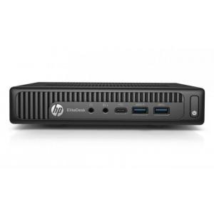 HP EliteDesk 800 G2 Desktop Mini Intel Core i5-6500T/8GB DDR3/240GB SSD/ DisplayPort/HDMI/VGA/ väljundidWindows 10 Pro/90W toiteplokk, kasutatud, garantii 1 aasta(Displayport väljund ei tööta)