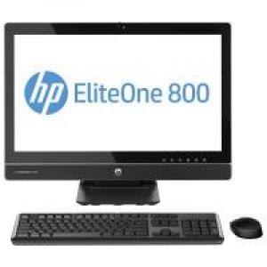 "HP EliteOne 800 G1 AiO - Core i5-4570/8GB DDR3/240GB uus SSD (gar 3a)/24"" Wide FullHD LED (1920x1080)/veebikaamera/kõlarid; Windows 10 Pro, kasutatud, garantii 1 aasta"