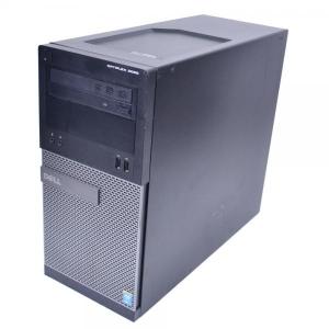 Dell Optiplex 3020 MiniTower Intel Core i3-4150@3.5GHz/8GB DDR3/240GB uus SSD (garantii 3) & 500GB HDD/DVD-RW/VGA- & DisplayPort väljundid/Windows 10 Pro/kasutatud, garantii 1 aasta