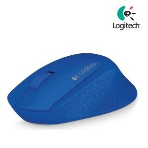 Juhtmevaba hiir Logitech M330 Silent, 1000 dpi, sinist värvi, USB, väikese nano-vastuvõtjaga, uus, garantii 3 aastat